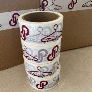 Poshmark Shipping Tape Lot Large Industrial Rolls